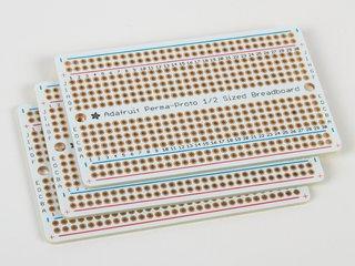 Perma-Proto Half-sized Breadboard PCB