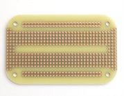 Adafruit Perma-Proto Mint Tin Size Breadboard PCB back