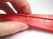Resistor Lead Forming Tool