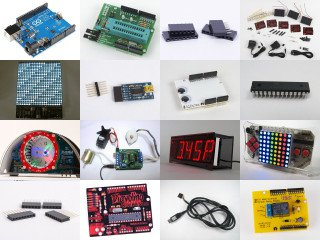 Arduino Ecosystem Kits and Accessories