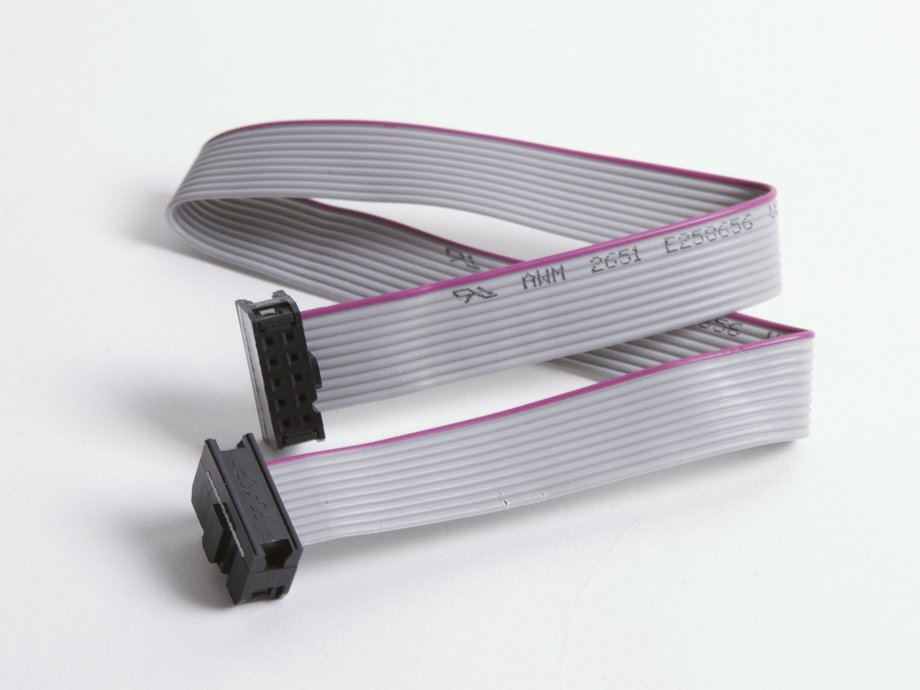 Ribbon Connector 10 : Pin dil ribbon cable