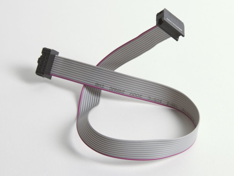 10-pin DIL Ribbon Cable