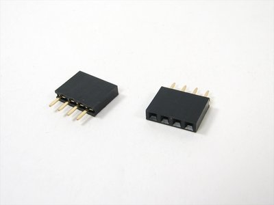 4-pin female headers