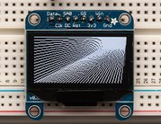Monochrome 1.3 inch 128x64 OLED Graphic Display