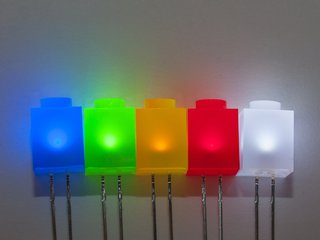 Novelty PTH LED Brick Variety Pack