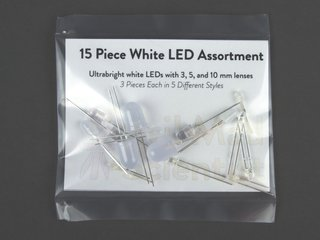 White LED Assortment