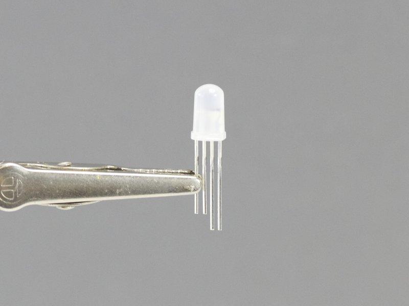 5 mm RGB Bullet Pixel LED
