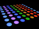 8x8 RGB LED matrix display