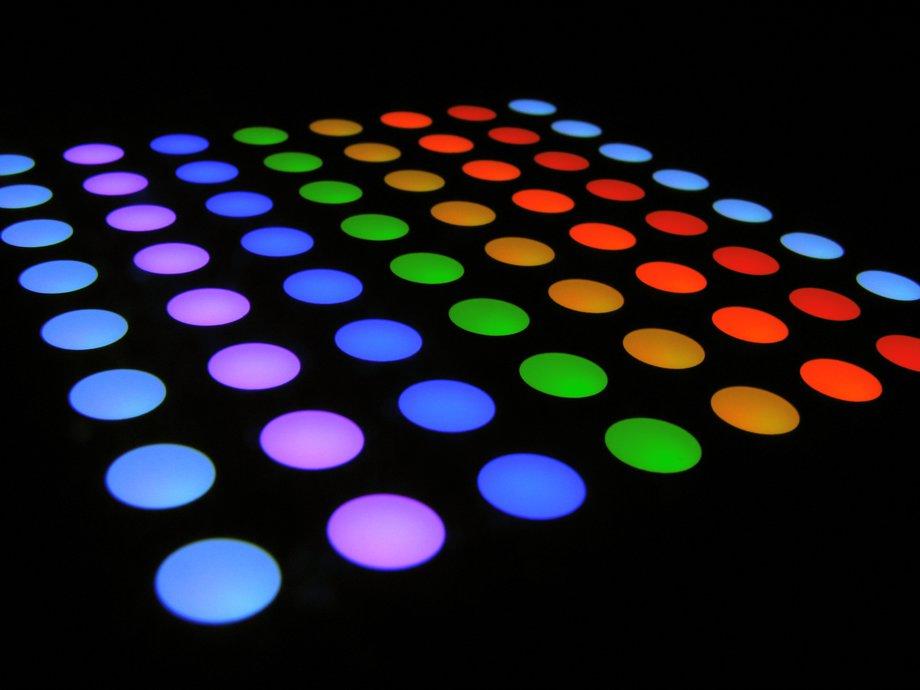 8x8 RGB LED Matrix
