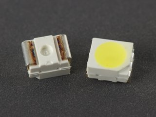 White Surface-mount LED