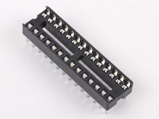 28-pin DIP sockets