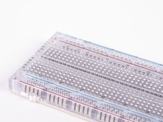 Transparent Breadboard