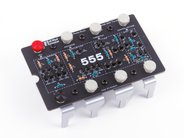 Three Fives - Discrete 555 Timer Kit