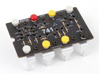 XL741 Discrete Op-Amp Kit