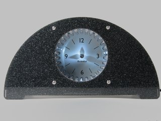 Bulbdial Clock - Monochrome Kit