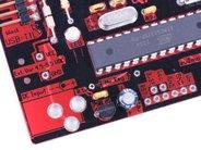 Voltage regulator installed on Diavolino