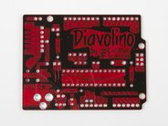 Diavolino PCB Front