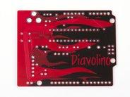 Diavolino PCB (back)