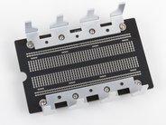 DIYIC Underside, showing wiring