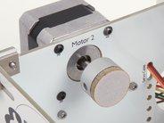 Precision egg coupler, installed on Egg Motor.