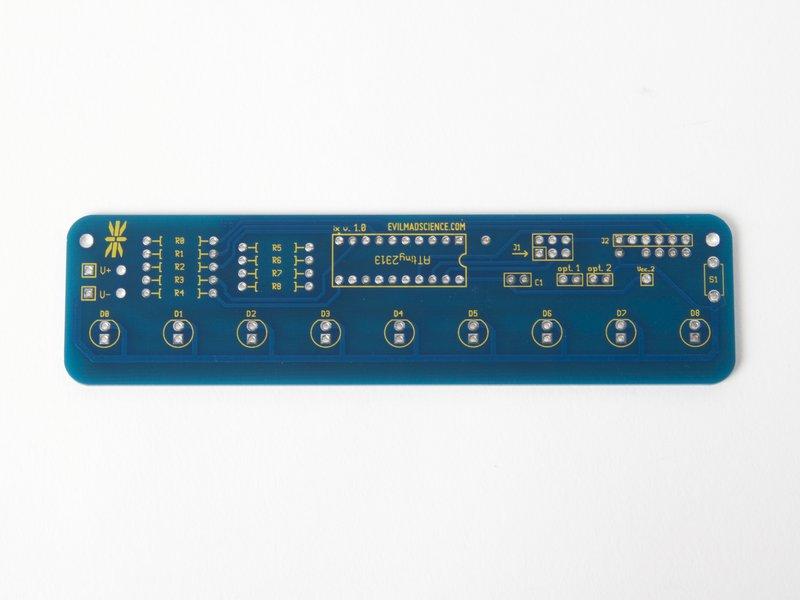 ix PCB Front