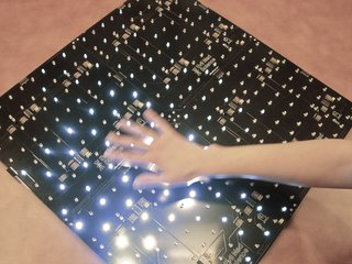 Interactive LED Panel Kit