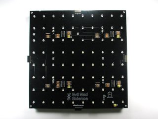Interactive LED panels