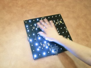 Interactive LED Panel Kits - Blue