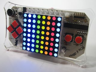 Meggy Jr RGB