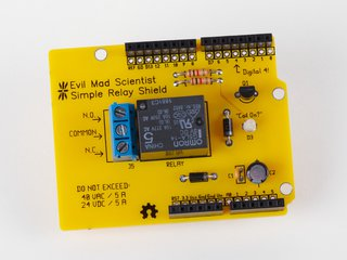 Simple Relay Shield Kit