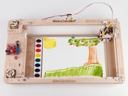 Spoilboard shown in WaterColorBot (not included)