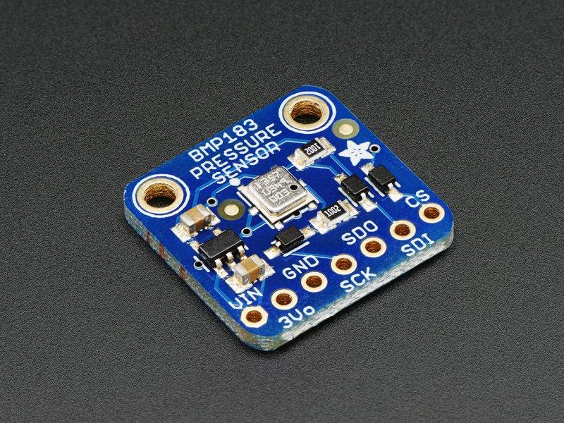 Adafruit BMP183 SPI Barometric Pressure & Altitude Sensort