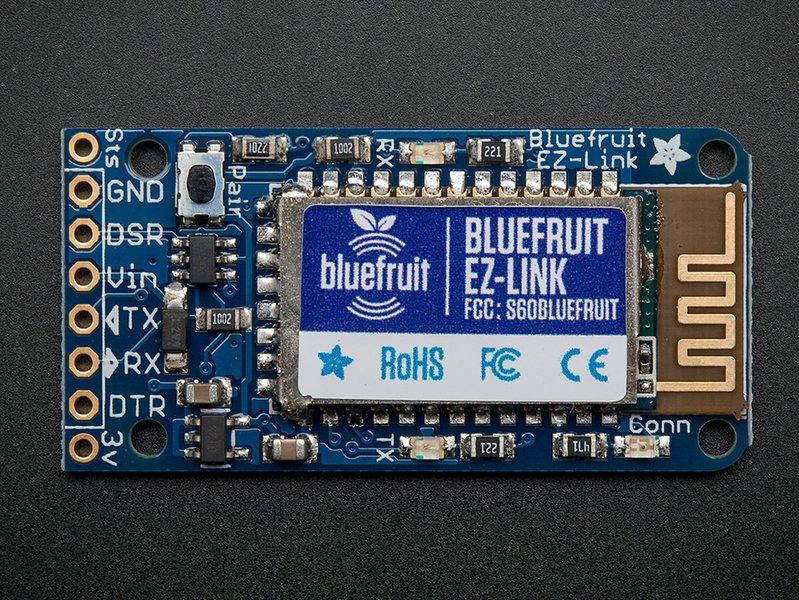 Bluefruit EZ-Link module