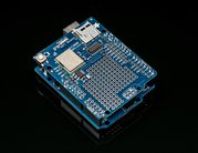 Adafruit CC3000 WiFi Shield