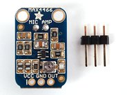 Adafruit Electret Microphone Amplifier - MAX4466 with Adjustable Gain