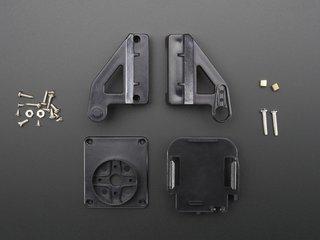 Mini Pan-Tilt Kit for Micro Servo Motors