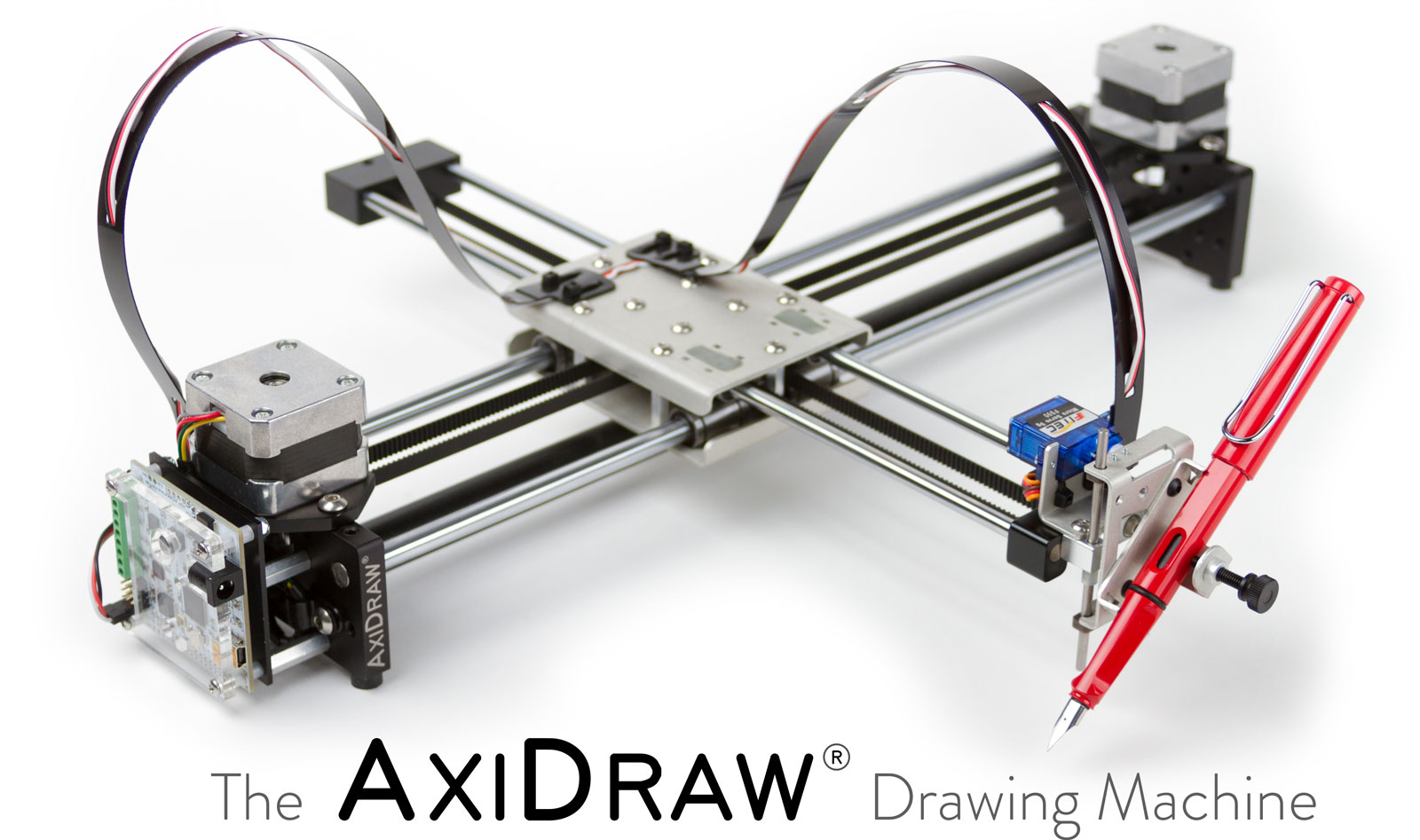 The AxiDraw Drawing Machine