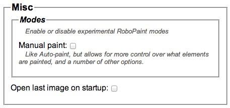 robopaint screen shot