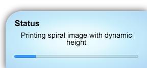 Spiral Paint Screenshot